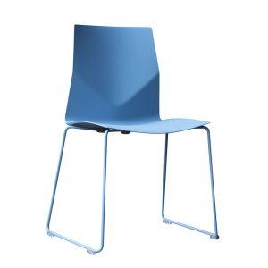 fourcast2 line stacking polyshell chair