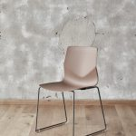 four sure 88 stacking sled base chair